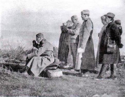 Енглески генерали непрестано су радили против Србије и на Солунском фронту