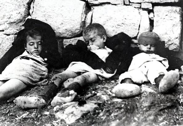 Усташка бестијалност: Побијена српска деца