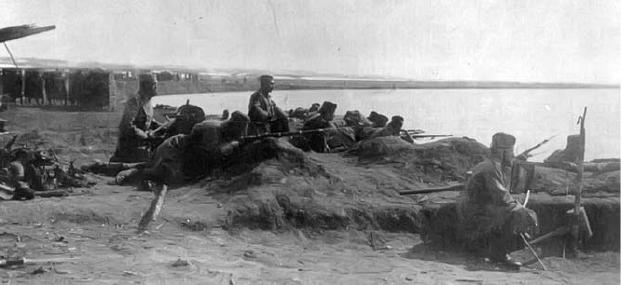 Трупе одбране Београда