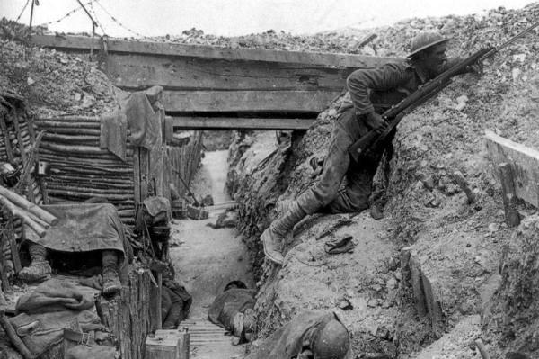 Приче из Великог рата: Храброст до неба