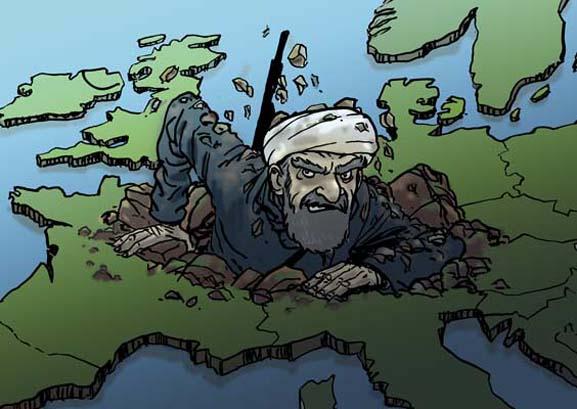 islam evropa