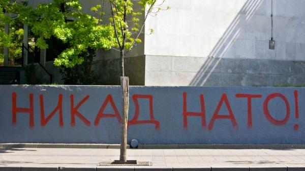 Пламен гори – 84 одсто грађана Србије против чланства у НАТО