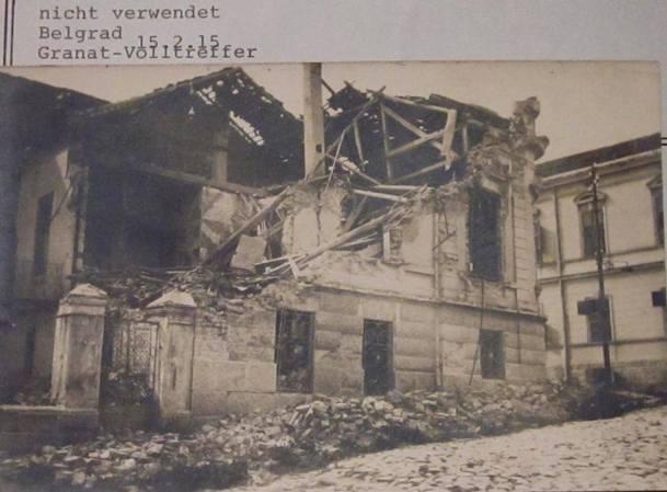 Приче из Великог рата: Ужас на улицама Београда