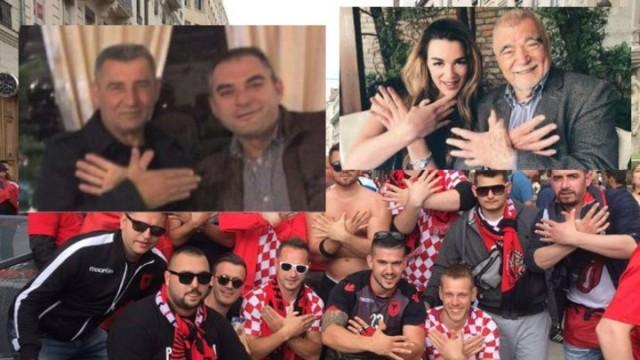 Стари злотвори на новом задатку: Месић и Готовина склопили албанског орла
